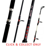 Abu Garcia Muscle Tip III 601SWMH 6-12kg Spin Rod - CLICK & COLLECT ONLY