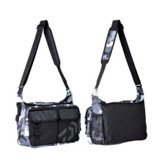 Daiwa Shoulder Bag (C) Grey Camo