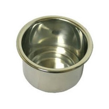 Recessed Drink Holder Stainless Steel