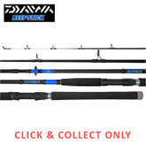 Daiwa Beefstick 802MS 4-8kg Spin Rod - CLICK & COLLECT ONLY