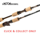 Shimano Raider 662 UL Spin Rod - CLICK & COLLECT ONLY
