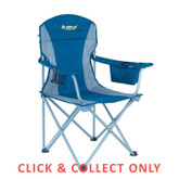 Chair Sovereign Cooler Arm OZtrail - CLICK & COLLECT ONLY