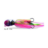 Gillies Ockta Skirt Lure 200g Pink
