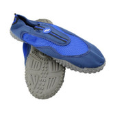 Aqua Shoe Blue Child Size 3