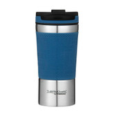 Thermos Thermocafe 350ml Travel Cup Vacuum Insulated Blue