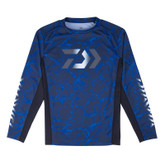 Daiwa Splash Long Sleeve Shirt Large