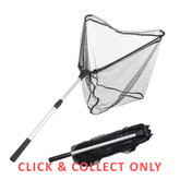 Landing Net Collapsible Folding Retractable - CLICK & COLLECT ONLY