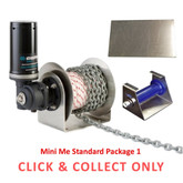 Stress Free Anchor Winch Mini Me Standard Package 1 - CLICK & COLLECT ONLY