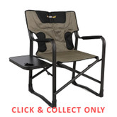 Chair RV Directors 200kg OZtrail - CLICK & COLLECT ONLY