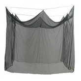 Mosquito Net Boxed Single Green