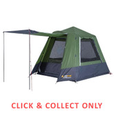 OZtrail Fast Frame 4 Person Tent - CLICK & COLLECT ONLY