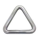Triangle Ring Stainless Steel 7mm