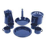 Cook Set 11PCE Enamel
