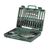 BBQ Tool Kitchen Set Stainless Steel 20 Piece