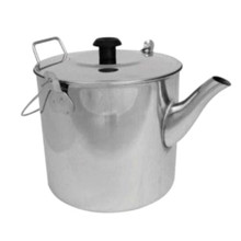 Billy Teapot 4 Pint Stainless Steel