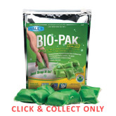 Bio-Pak Express Toilet Chemical 15PCS - CLICK & COLLECT ONLY