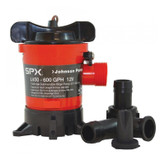 Bilge Pump 600gph Johnson
