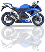 IXIL L2X HYPERLOW SLIP ON EXHAUST SUZUKI GSXR 600 (CV1) 2008-2010