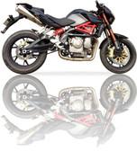IXIL X55 XTREME EXHAUST BENELLI BN 600 2013