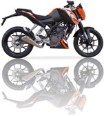 IXIL X55 XTREME EXHAUST KTM DUKE 125 2011-2016