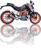 IXIL X55 XTREME EXHAUST KTM DUKE 390 2012-2016