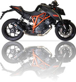 IXIL X55B XTREME BLACK EXHAUST KTM SUPERDUKE 1290 2014-2016