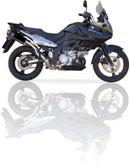 IXIL XTREME BLACK EXHAUST XOVS SUZUKI DL 1000 V-STROM 2002-2013