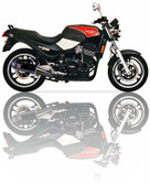 IXIL XTREME BLACK EXHAUST XOVS TRIUMPH TRIDENT 900 (NB) D T357 All