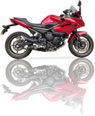 IXIL XTREME BLACK EXHAUST XOVS YAMAHA XJ-6 DIVERSION 2009-2015