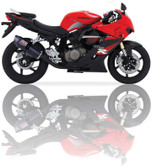 IXIL XTREME CARBON EXHAUST COV HYOSUNG GT 125 COMET All