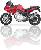 IXIL XTREME EVOLUTION EXHAUST SOVE BMW F 800 ST 2006-2014