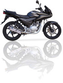 IXIL XTREME EVOLUTION EXHAUST SOVE HONDA CBF 125 (JC40) 2009-2014