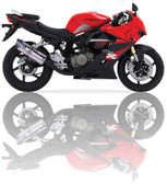 IXIL XTREME EVOLUTION EXHAUST SOVE HYOSUNG GT 125 COMET All