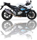 IXIL XTREME EVOLUTION EXHAUST SOVE HYOSUNG GT 650 All