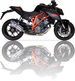 IXIL XTREME EVOLUTION EXHAUST SOVE KTM SUPERDUKE 1290 2014-2016