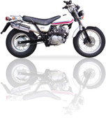 IXIL XTREME EVOLUTION EXHAUST SOVE SUZUKI VAN VAN 125 All