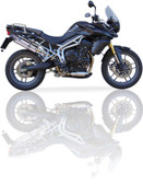 IXIL XTREME EVOLUTION EXHAUST SOVE TRIUMPH TIGER 800 2011-2015