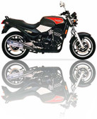 IXIL XTREME EVOLUTION EXHAUST SOVE TRIUMPH TRIDENT 900 (NB) D T357 All
