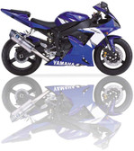 IXIL XTREME EVOLUTION EXHAUST SOVE YAMAHA YZF R-1 (RN09) 2002-2003