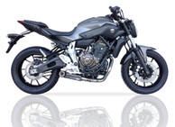 IXIL SUPER XTREME SX1 FULL EXHAUST YAMAHA MT-07 2014-2019