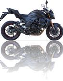 IXIL L3XB HYPERLOW BLACK EXHAUST KAWASAKI Z 750 R 2007-2012