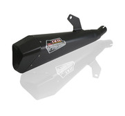 IXIL X55C XTREME EXHAUST CARBON END CAP HONDA INTEGRA 750 2012-2017