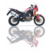IXIL XTREME EVOLUTION SLIP ON EXHAUST SOVE HONDA CRF1000 L AFRICAN TWIN 2016-2019