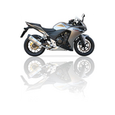 IXIL XTREME EVOLUTION SLIP ON EXHAUST SOVE HONDA CBR 500 R 2016-2019