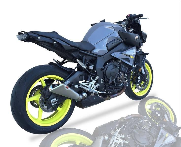 Ixil X55 Xtreme Slip On Exhaust Yamaha Mt 10 2016 2019