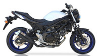 IXIL L3XB BLACK HYPERLOW FULL EXHAUST SUZUKI SV 650 2017-2019