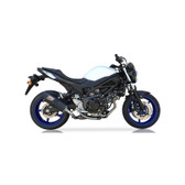 IXIL XTREME CARBON SLIP ON EXHAUST COV SUZUKI SV 650 2017-2019