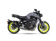 IXIL RC1B RACE HEXACONE XTREM BLACK FULL EXHAUST YAMAHA MT-09 2013-2019