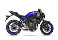 IXIL RC1 RACE HEXACONE XTREM FULL EXHAUST YAMAHA MT-07 2014-2019
