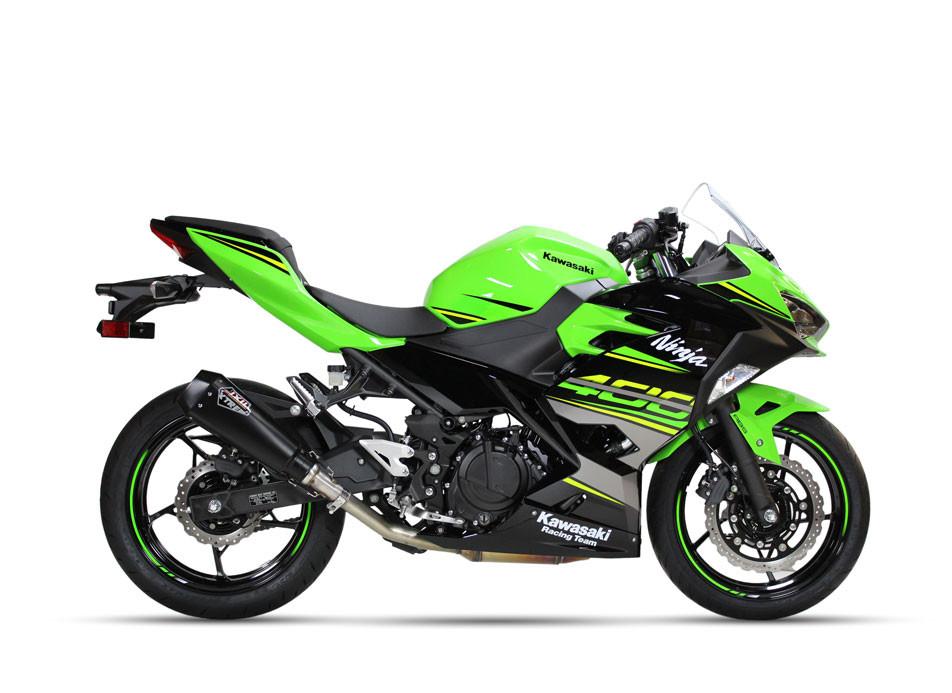 Ixil Rc1b Race Hexacone Xtrem Black Exhaust Kawasaki Ninja 400 2018